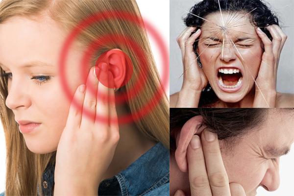 Ù tai trái phải là bệnh gì? Điềm báo gì? Cách chữa hiệu quả